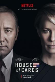 Сериал Карточный домик (House of Cards)