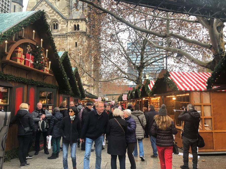 Берлин, Рождество в Берлине, зимний Берлин