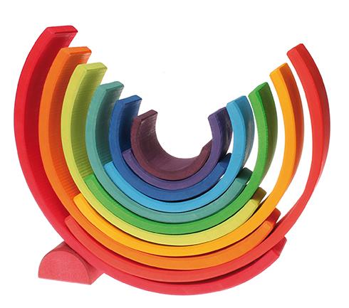 Детская игрушка конструктор - радуга