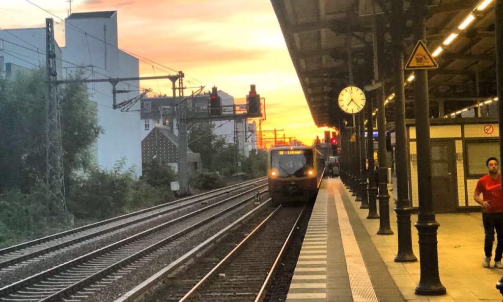 Вокзал, Берлин