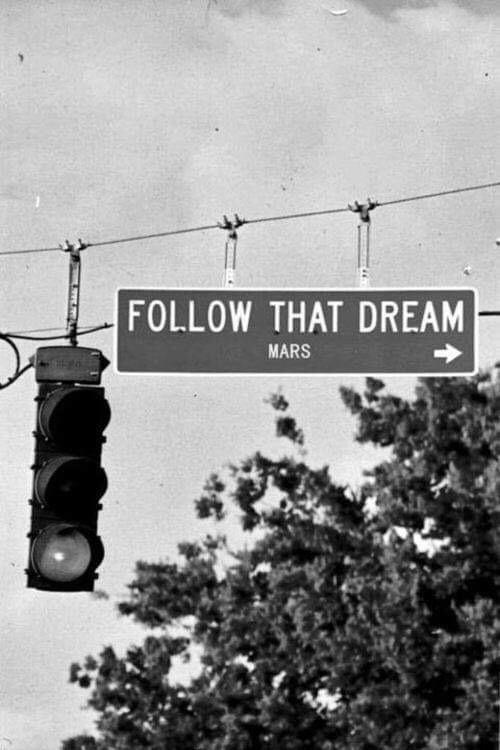 мечта, цель