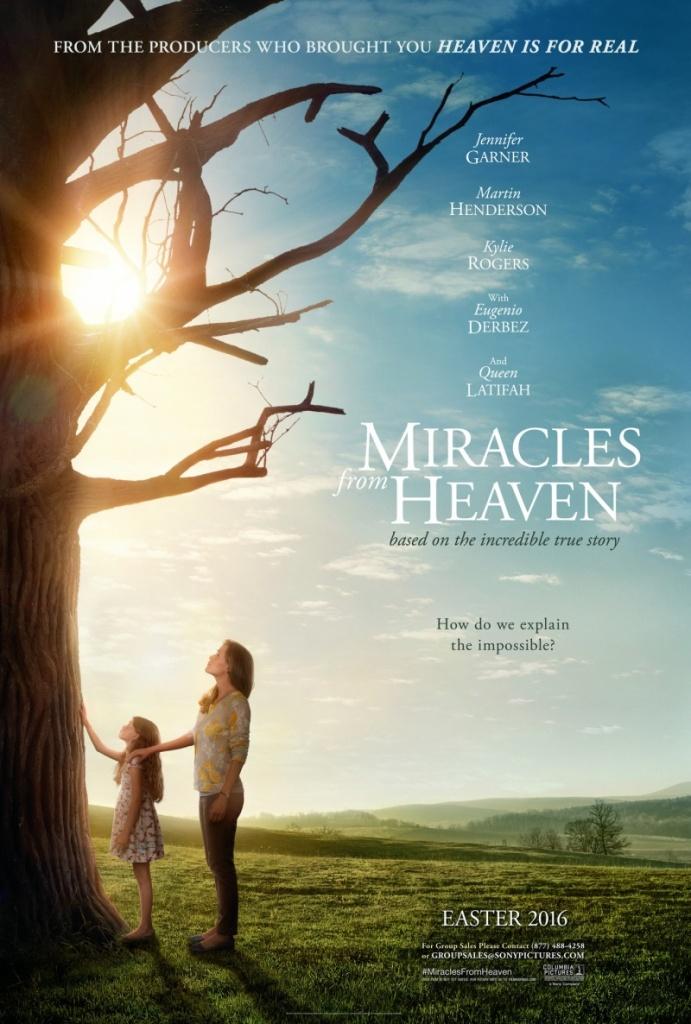 Чудеса с небес, фильм