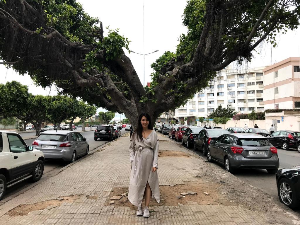 Девушка, Дубаи