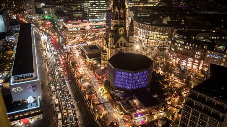 Берлин, Рождественский Берлин