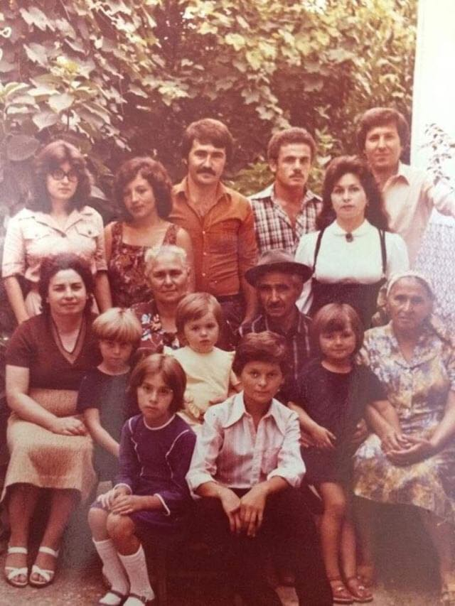 Leyla Omer family