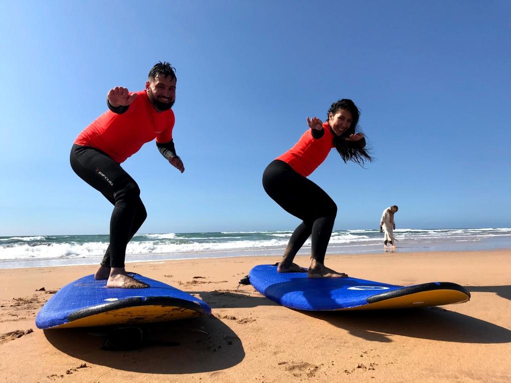 Серфинг в Дубаи