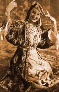 Тамара Ханум, народная артистка СССР