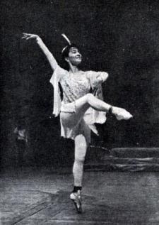Бернара Кариева, народная артистка СССР